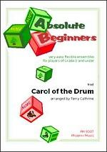 Carol of the drum image