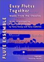Easy Flutes Together - music from the classics (pdf download)
